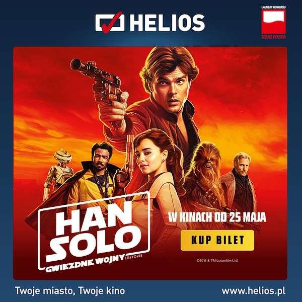 Film-Kino, Gwiezdne wojny historie wielki konkurs sieci Helios! - zdjęcie, fotografia