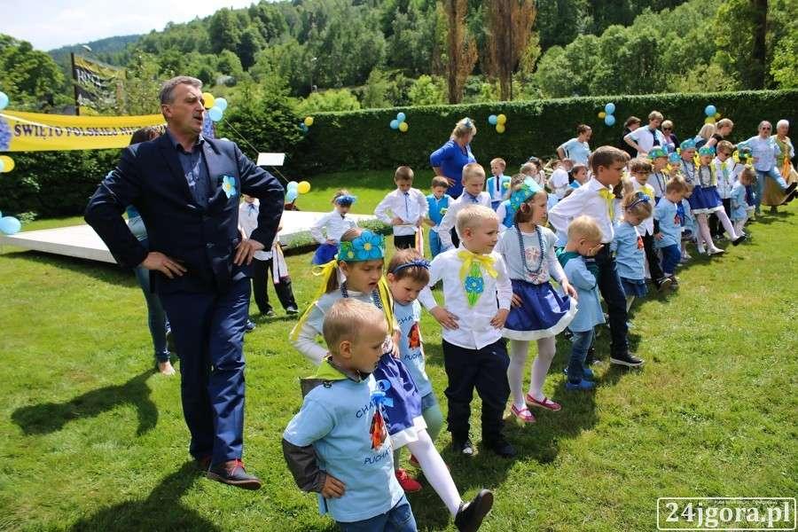 Event, Święto Niezapominajki Przedszkolu - zdjęcie, fotografia