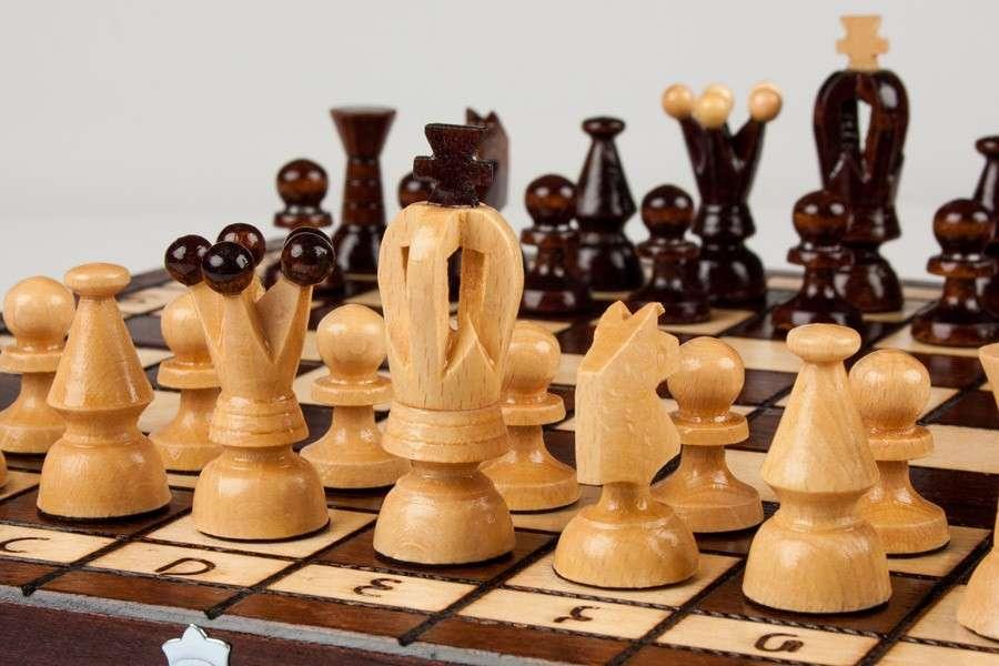 Inne, Mistrzostwa Jeleniej Góry dzieci młodzieży szachach - zdjęcie, fotografia