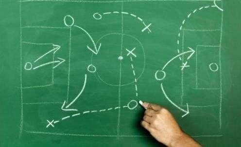 Piłka nożna, zaprasza warsztaty trenerów piłki nożnej - zdjęcie, fotografia