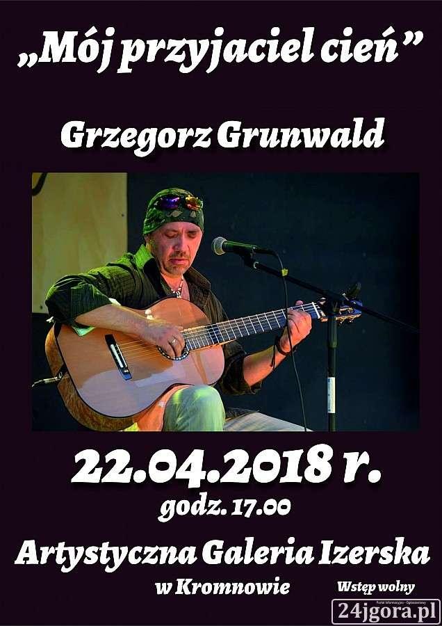 Koncerty, Koncert Grzegorza Grunwalda - zdjęcie, fotografia