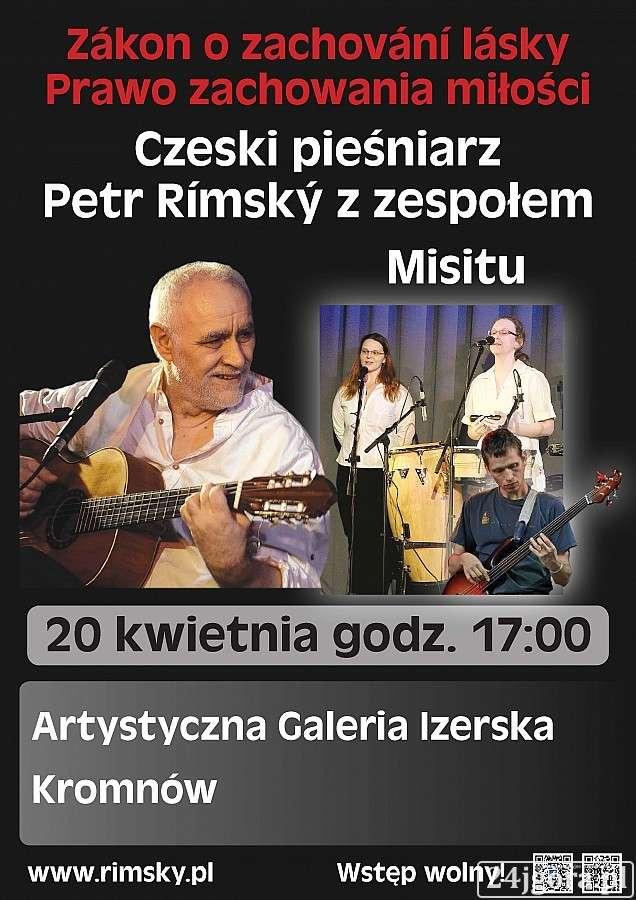 Koncerty, Koncert Artystycznej Galerii Izerskiej Kromnowie - zdjęcie, fotografia