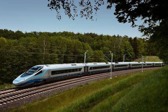Komunikacja, Majówka minute Intercity - zdjęcie, fotografia