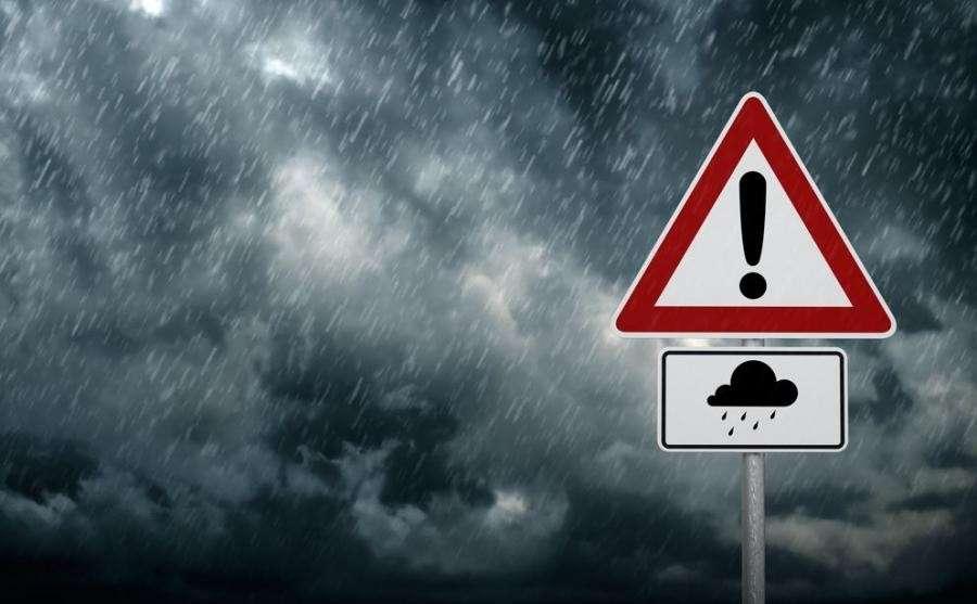 Ważne komunikaty, Synoptycy ostrzegają przed ulewnym deszczem! - zdjęcie, fotografia