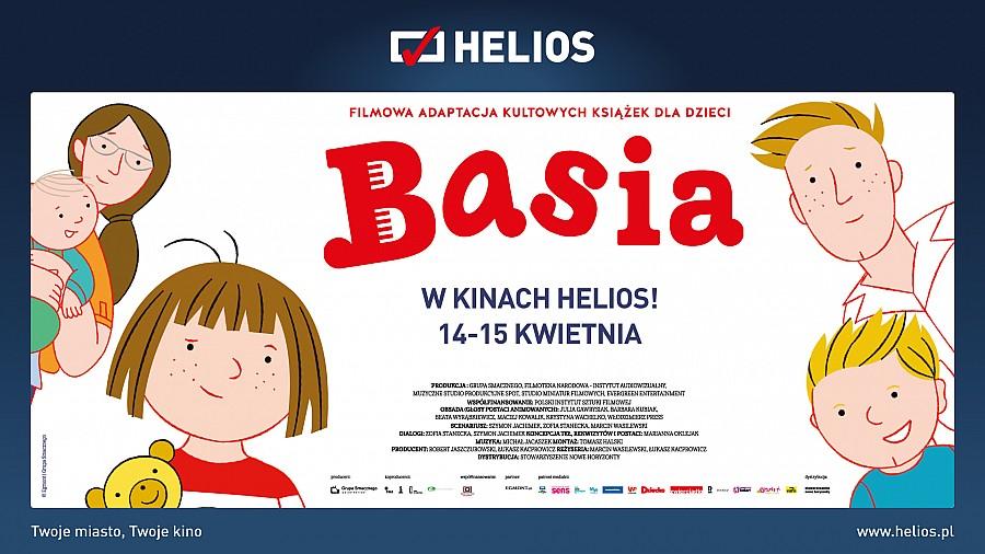 Film-Kino, Basia filmowa adaptacja kultowych książek dzieci - zdjęcie, fotografia