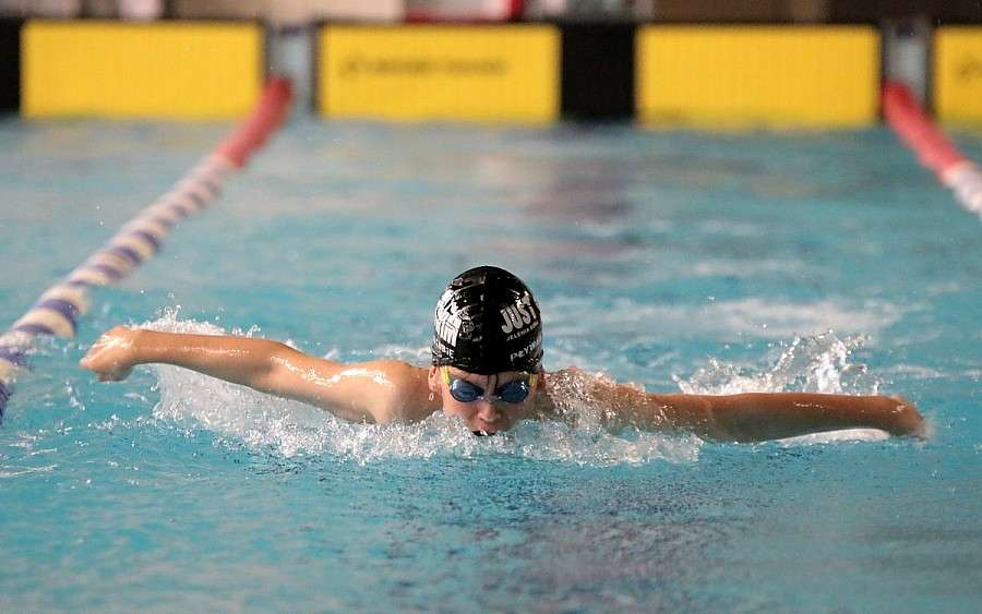 Inne, Zawody pływackie Karkonoski Puchar Sprintu - zdjęcie, fotografia