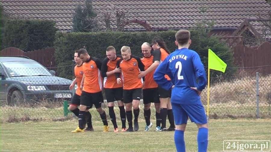 Piłka nożna, Druga porażka Lotnika (VIDEO) - zdjęcie, fotografia