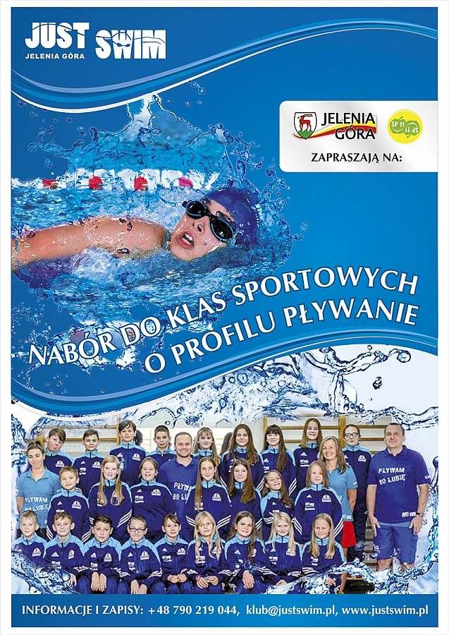 Inne, umiejętności pływackich kandydatów klasy sportowej - zdjęcie, fotografia