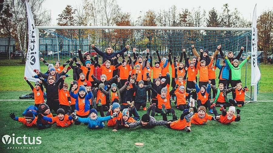 Piłka nożna, Pomerania Gdańsk szuka sparingpartnerów - zdjęcie, fotografia