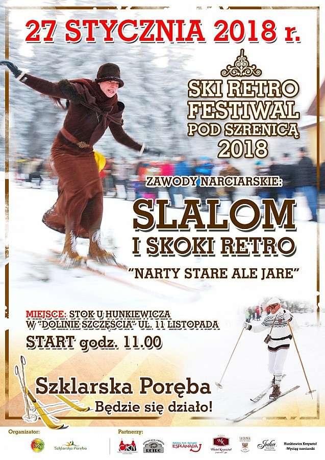 Zapowiedzi imprez, Zawody Retro Szklarskiej Porębie jutro! - zdjęcie, fotografia