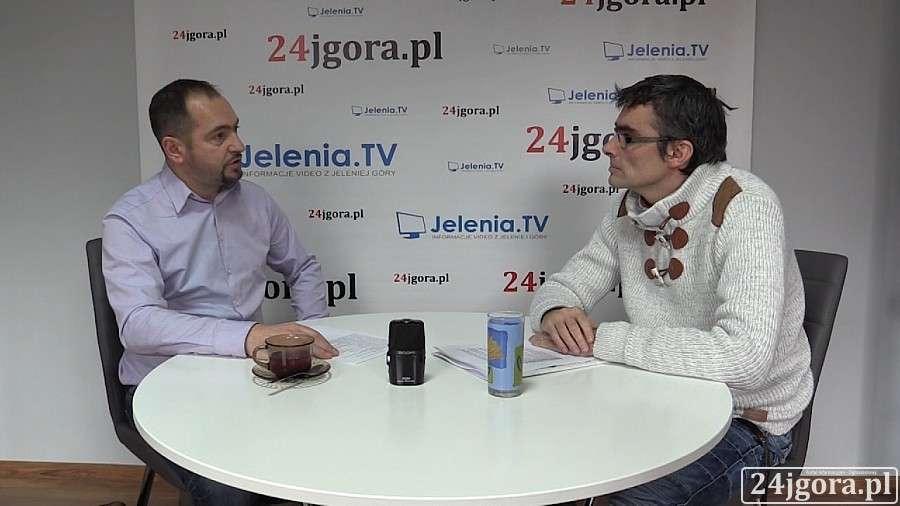 Wywiady, GOŚĆ RAFAŁ GERSTEN - zdjęcie, fotografia