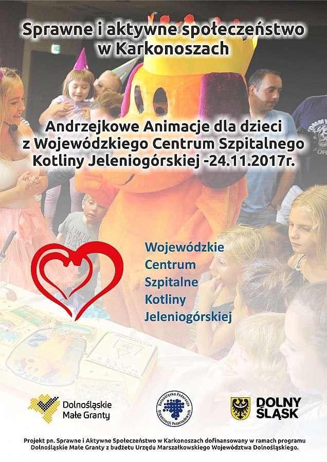 Zapowiedzi imprez, Sprawne Aktywne Społeczeństwo Karkonoszach Andrzejkowe zabawy - zdjęcie, fotografia