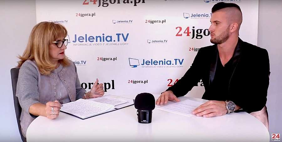 Wywiady, GOŚĆ Iwona Gurlaga - zdjęcie, fotografia