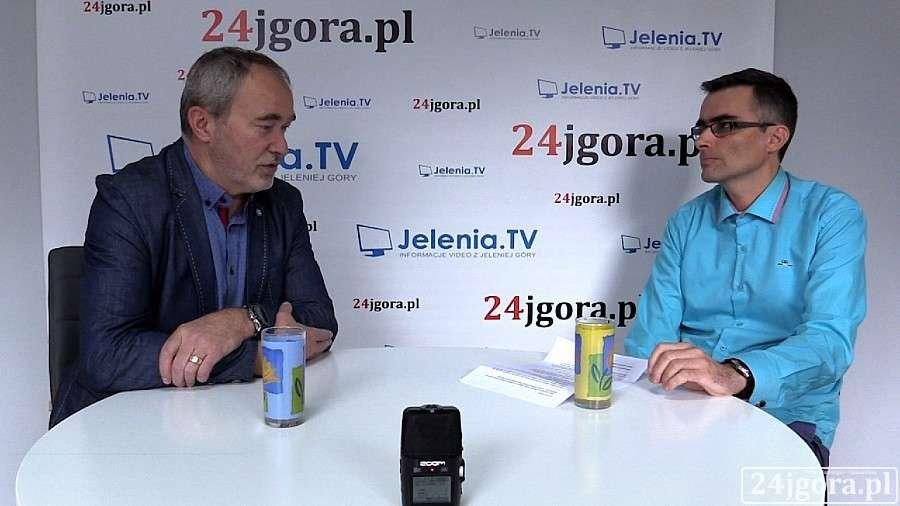 Wywiady, GOŚĆ rozmowa Mirosławem Grafem burmistrzem Szklarskiej Poręby - zdjęcie, fotografia