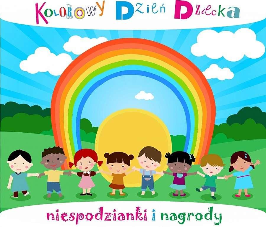 Zapowiedzi imprez, Kolorowy Dzień Dziecka System - zdjęcie, fotografia