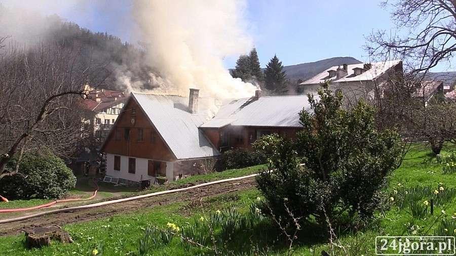 Pożary, Potrzebna pomoc pogorzelców Karpacza! - zdjęcie, fotografia