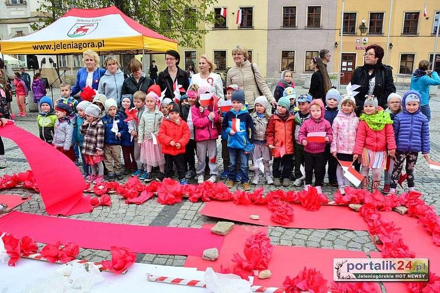 Historia, Święto Flagi Placu Ratuszowym - zdjęcie, fotografia