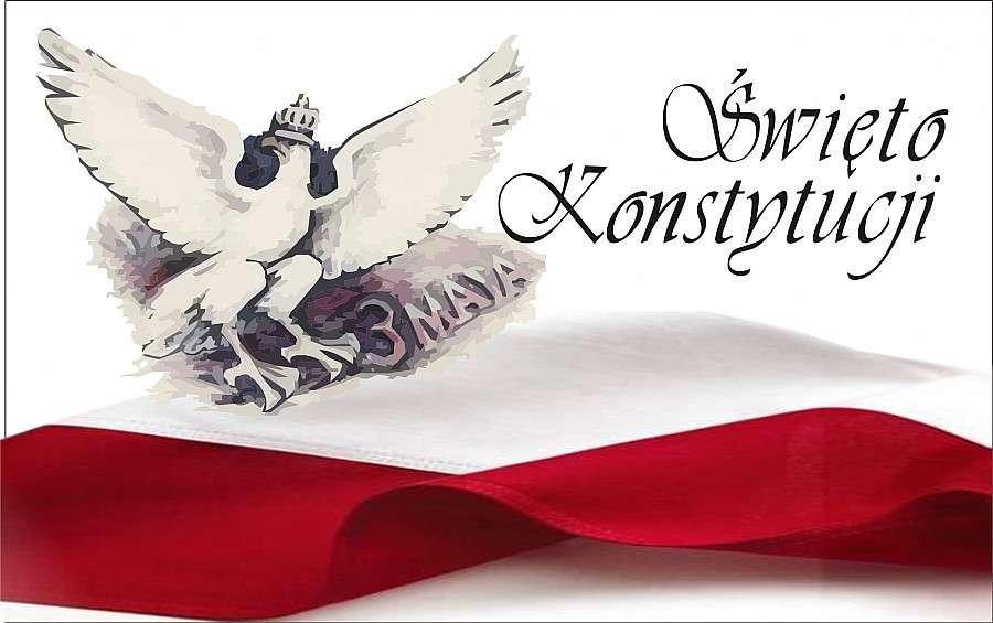 Historia, Jutro obchody Święta Konstytucji - zdjęcie, fotografia