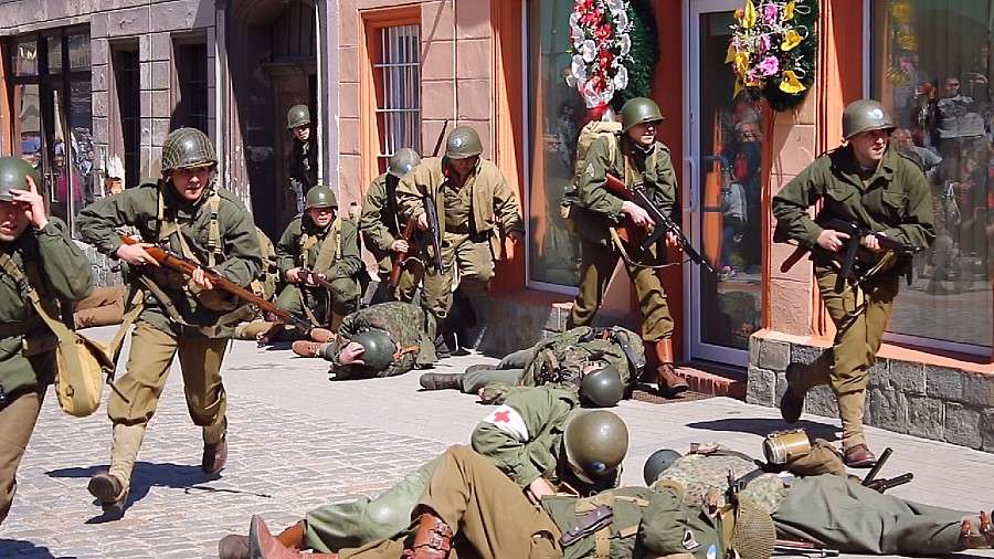 Turystyka, Ruszył ARADO Pierwsza bitwa - zdjęcie, fotografia