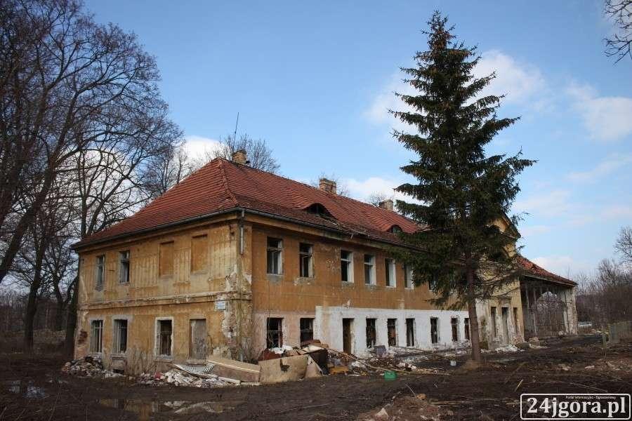 Turystyka, Oranżeria Schaffgotschów uratowana - zdjęcie, fotografia