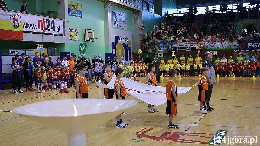 Dzieci, Wielkie emocje podczas Olimpiady Malucha - zdjęcie, fotografia