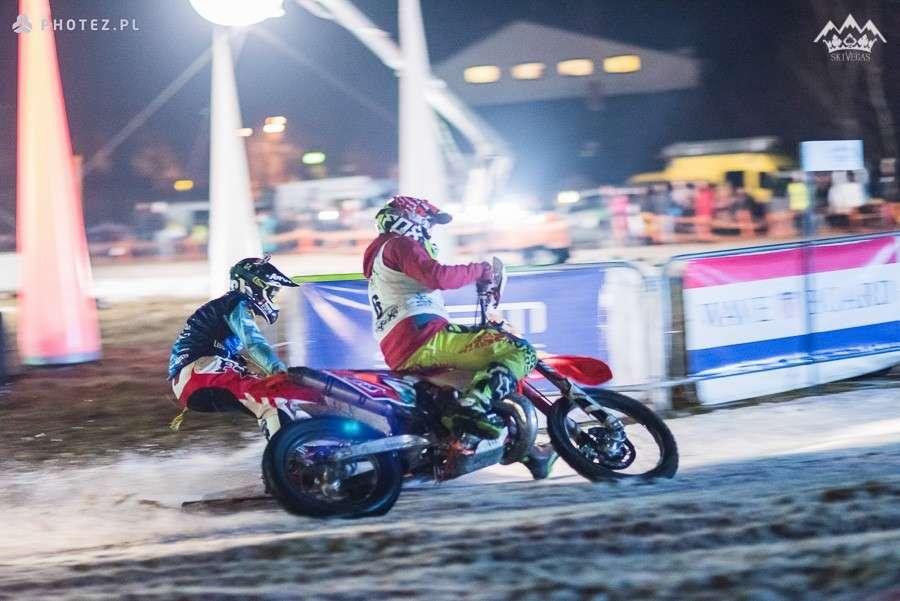 Sporty motorowe, KARPACZ Międzynarodowe Mistrzostwa Polski Skijoering Karpacz - zdjęcie, fotografia