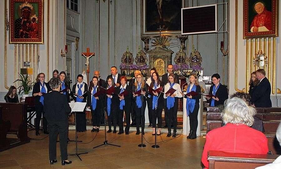Koncerty, Chór Harfa Piechowic Wiedniu - zdjęcie, fotografia