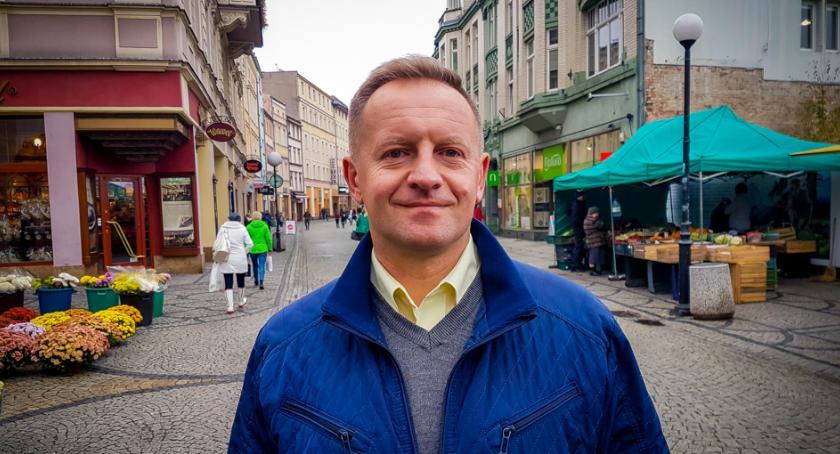 """Samorząd, Hubert Papaj """"Nie zagłosuje Jerzego Łużniaka"""" - zdjęcie, fotografia"""