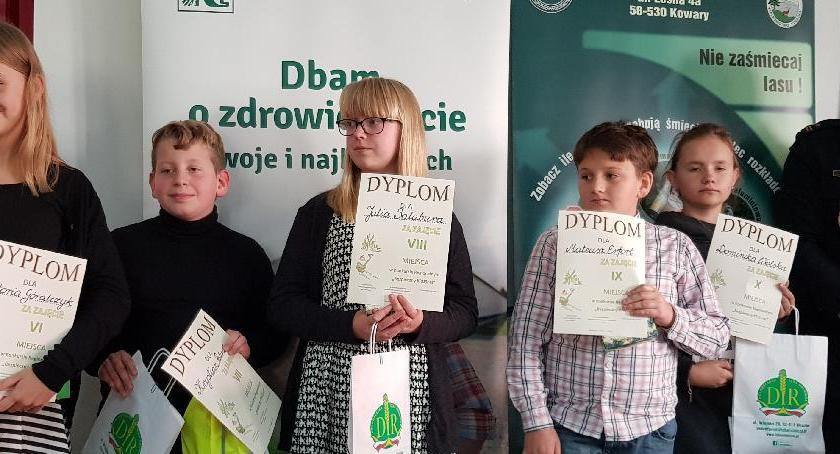 Wydarzenia, Konkurs dzieci obszarów wiejskich Bezpieczny KRUSnal - zdjęcie, fotografia