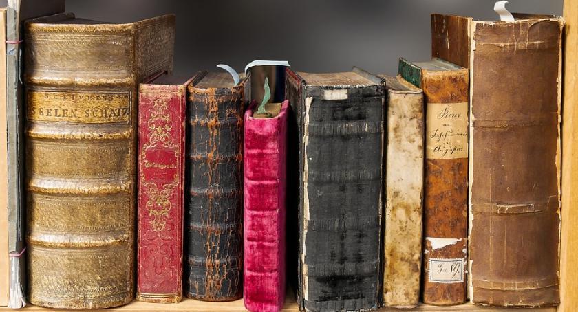 Edukacja, Antykwariat miejsce gdzie kupisz najcenniejsze książki - zdjęcie, fotografia