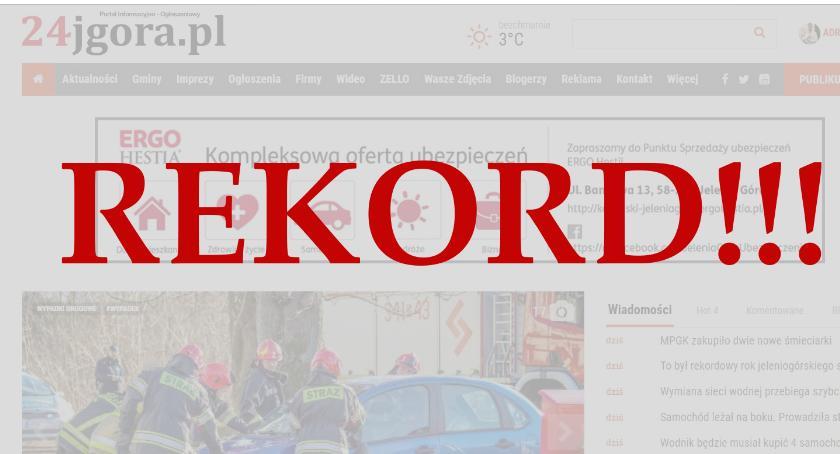 Ważne komunikaty, Rekordowy listopad 24jgora - zdjęcie, fotografia