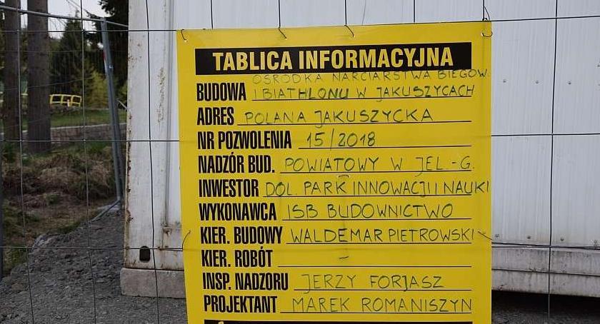 Inwestycje, Polana Jakuszycka Budowa ruszyła Wykonawca podpisał umowy - zdjęcie, fotografia