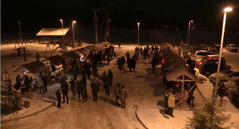 Wydarzenia, Sobieszowie odbył Kiermasz Bożonarodzeniowy - zdjęcie, fotografia