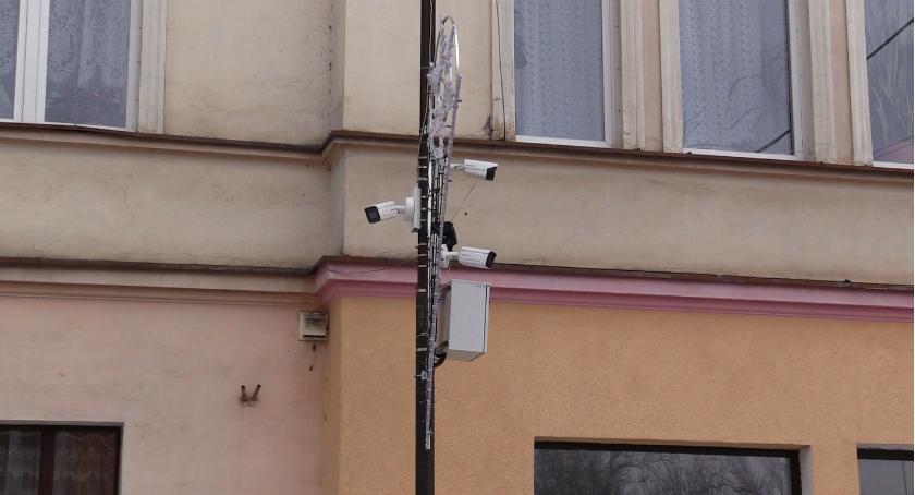 Piechowice - Nowe kamery zamontowane w mieście