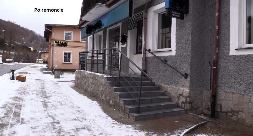 Absurdy, Piechowice stwarza bariery - zdjęcie, fotografia