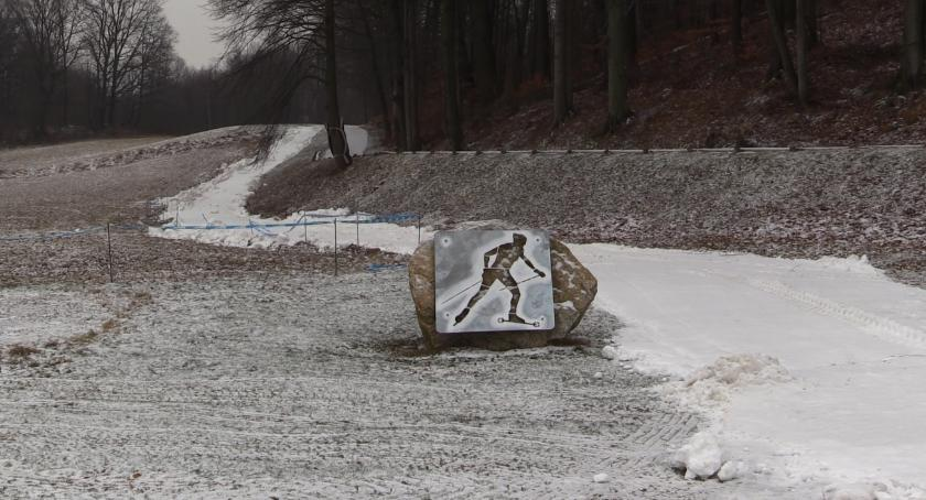 Inne, Sobieszów narciarzy - zdjęcie, fotografia