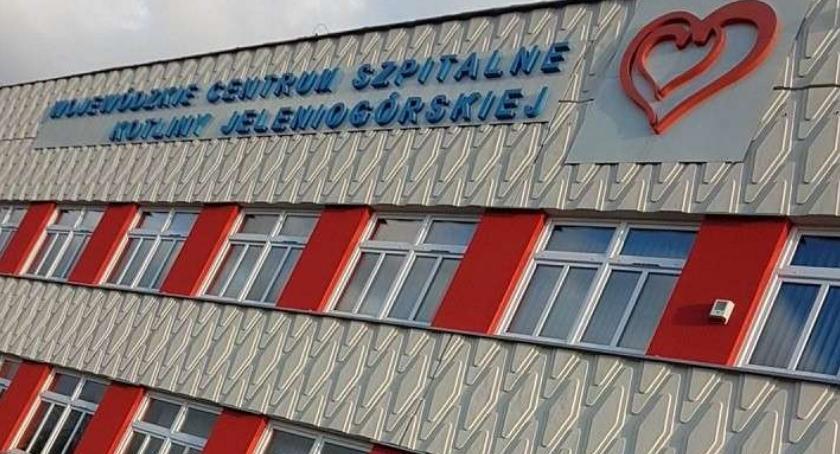 Ważne komunikaty, Szaleje grypa Jeleniogórski szpital ogranicza odwiedziny - zdjęcie, fotografia
