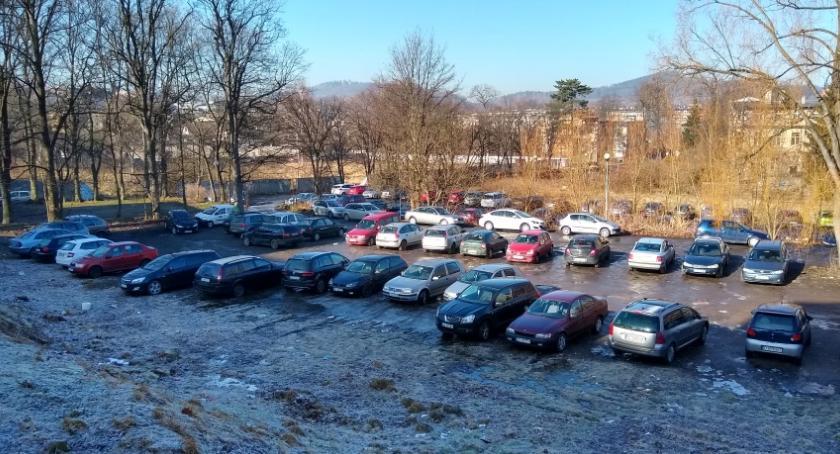 Inwestycje, Będzie kolejny parking Jeleniej Górze - zdjęcie, fotografia