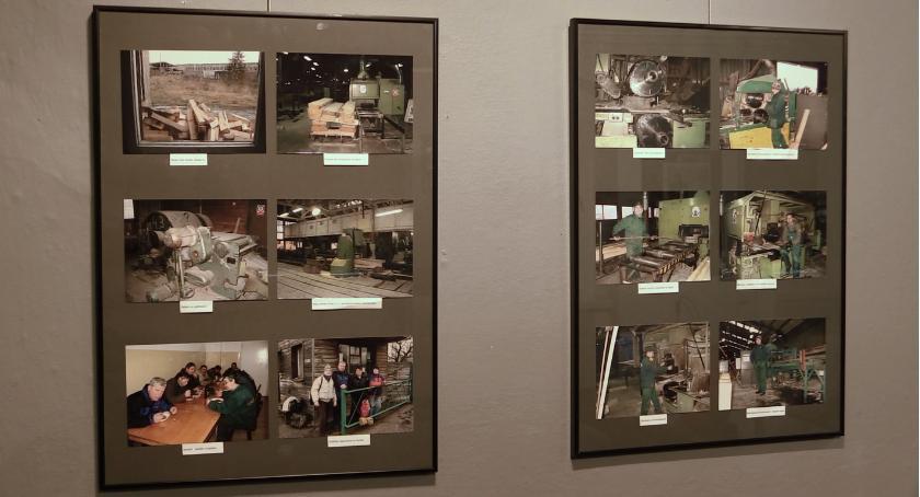 Ludzie, Rocznica zamknięcia tartaku Sobieszowie - zdjęcie, fotografia