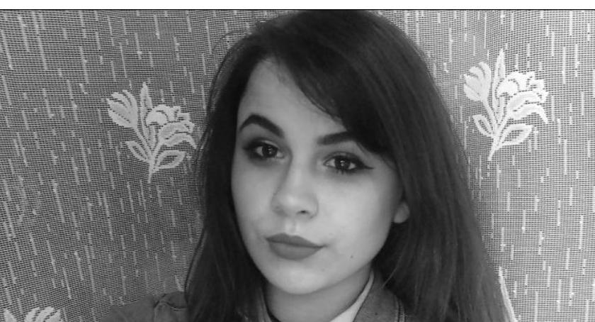 Zaginieni, Zaginęła Karolina Ramus Szuka policja rodzina - zdjęcie, fotografia