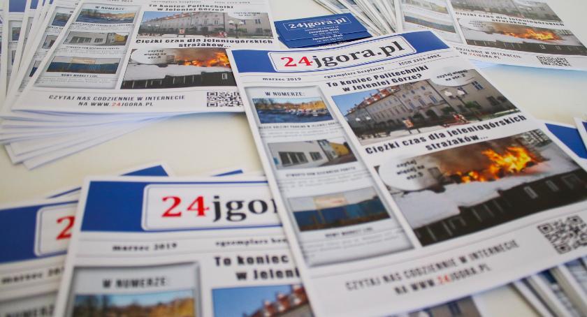 Ważne komunikaty, gazetka 24jgora - zdjęcie, fotografia