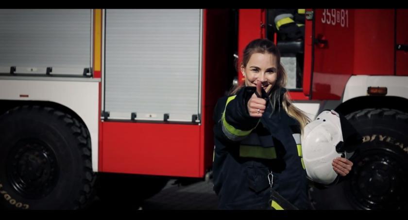 Ludzie, Kobiety straży pożarnej - zdjęcie, fotografia