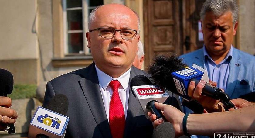 Wydarzenia, Krzysztof Mróz zaprasza spotkanie Wojciechem Grochowskim - zdjęcie, fotografia