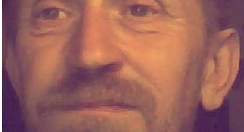 Zaginieni, Zaginął Mariusz Gałczyński Szuka rodzina policja - zdjęcie, fotografia