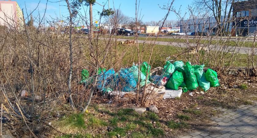 Ludzie, Mieszkańcy potrafią sortować śmieci - zdjęcie, fotografia