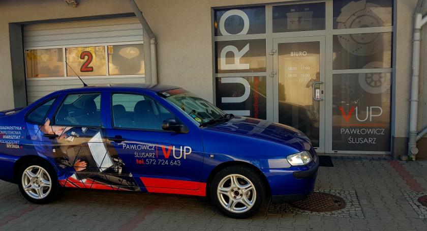 Usługi, kompleksowy serwis Twojego samochodu - zdjęcie, fotografia