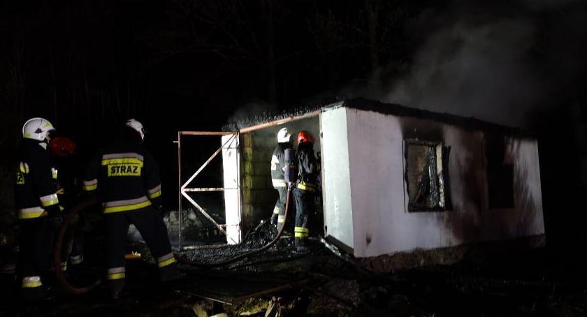 Pożar w Górzyńcu