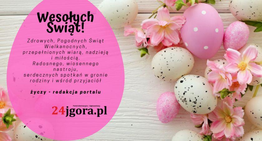 Ważne komunikaty, Wesołych Świąt Wielkanocnych! - zdjęcie, fotografia