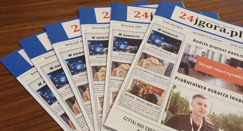 Ludzie, Zapraszamy lektury najnowszego wydania gazety 24jgora - zdjęcie, fotografia