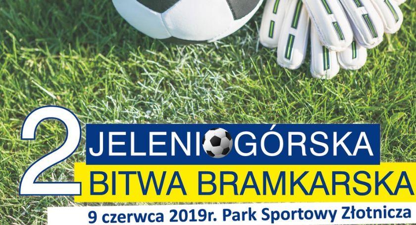 Piłka nożna, Jeleniogórska Bitwa Bramkarska drugi! - zdjęcie, fotografia
